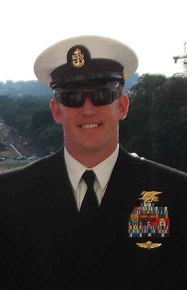 Navy Seal Dress Uniform