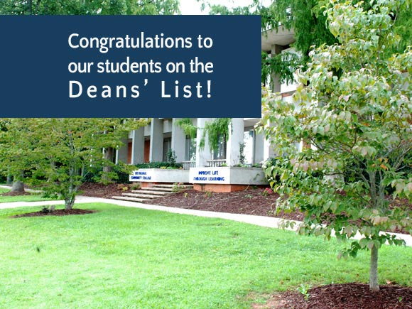 Deans' List for Spring 2017 announced