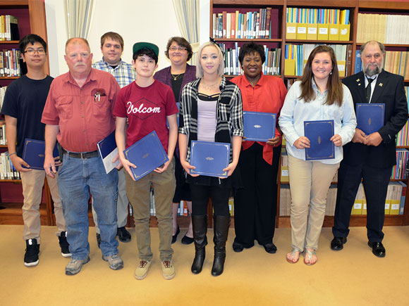 Isothermal Community College officials recently gave special recognition to 22 students.
