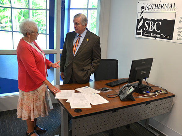 Isothermal Small Business Center Celebrates Small Businesses